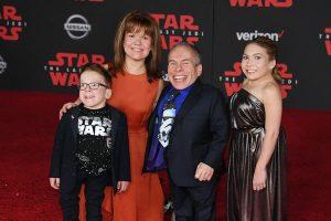 Harrison Davis' family