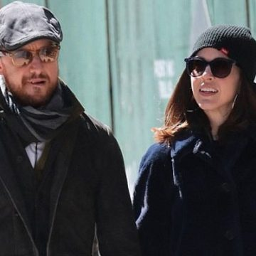 Know All About James McAvoy's Girlfriend Lisa Liberati After Divorcing Ex-Wife Anne-Marie Duff