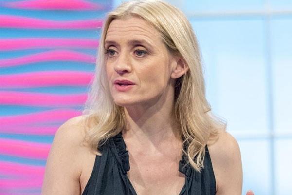 James McAvoy's ex-wife Anne-Marie Duff