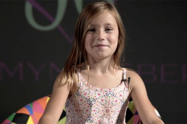 Jazmyn Bieber has huge fan following