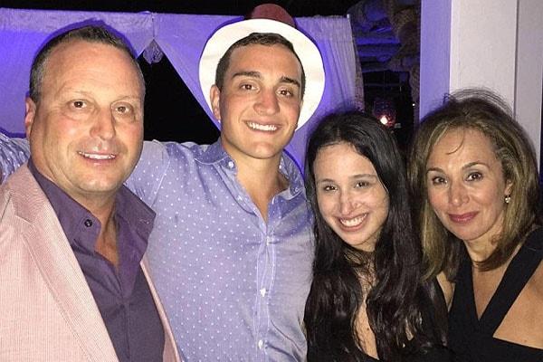 Rosanna Scotto's daughter is Jenna Ruggiero