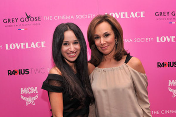 Rosanna Scotto's daughter, Jenna Ruggiero