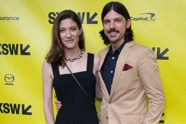 Jennifer Carpenter and Seth Avett