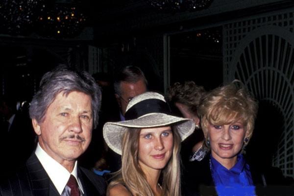 Late Charles Bronson's daughter Zuleika Bronson
