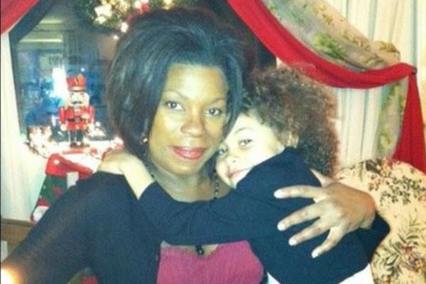 Samara Zane's mother, Lorraine Toussaint