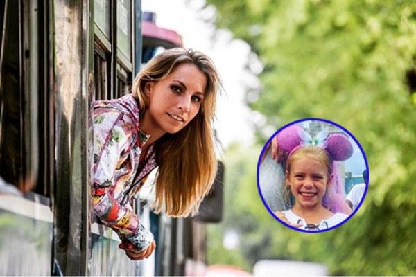 Lyssa Chapman's daughter Madalynn Grace Galanti