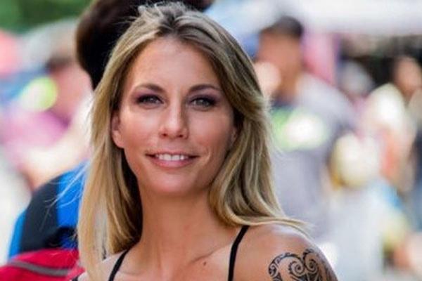 Lyssa Rae Brittain, daughter of Duane Chapman