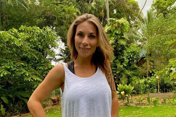 Lyssa Rae Brittain's daughter, Lyssa Chapman