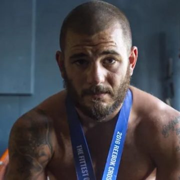 Here Are The Photos Of Mat Fraser's Tattoos Along With Their Meaning