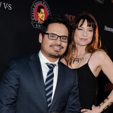 Did You Know Michael Pena's Wife Brie Shaffer Is A Screenwriter And Has A Son Named Roman Peña