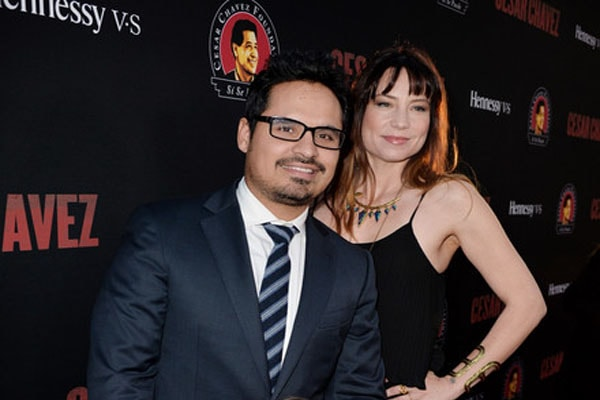 Michael Pena and his wife Brie Shaffer