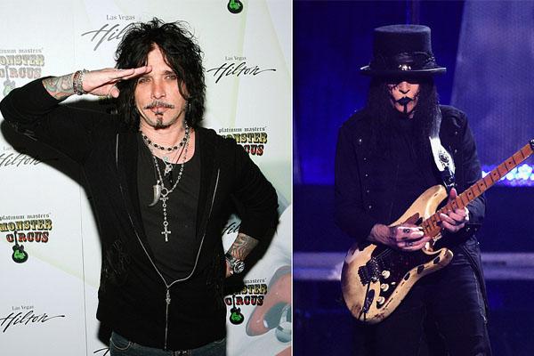 Mötley Crüe's Mick Mars