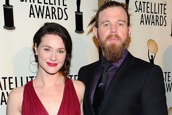 Ryan Hurst's wife Molly Cookson