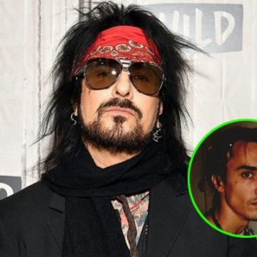 Meet Gunner Nicholas Sixx – Photos Of Nikki Sixx's Son With Ex-Wife Brandi Brandt