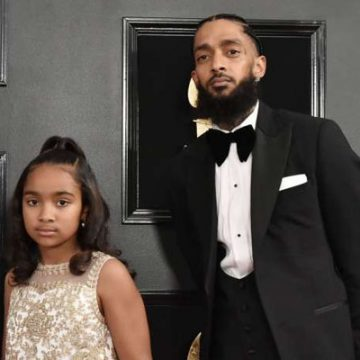 Meet Emani Asghedom – Photos Of Nipsey Hussle's Daughter With Ex-Girlfriend Tanisha Asghedom