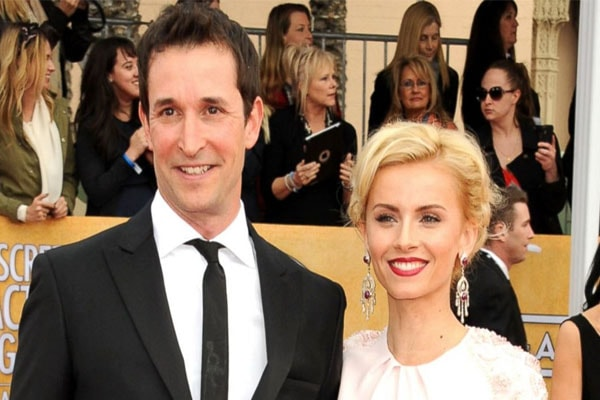 Noah Wyle and His wife, Sara Wells
