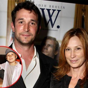 Meet Owen Strausser Wyle and Auden Wyle – Photos Of Noah Wyle's Children With Ex-Wife Tracy Warbin