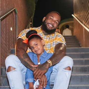 Meet California Dream Taylor – Photos Of The Game's Daughter With Baby Mama Tiffney Cambridge
