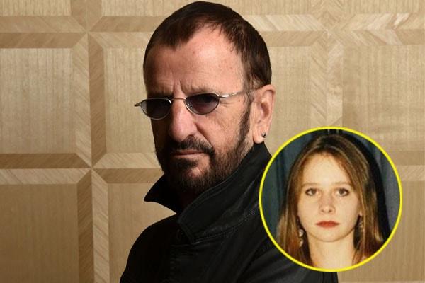 Ringo Starr's daughter Lee Starkey