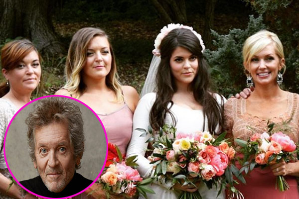 Rodney Crowell has four daughters
