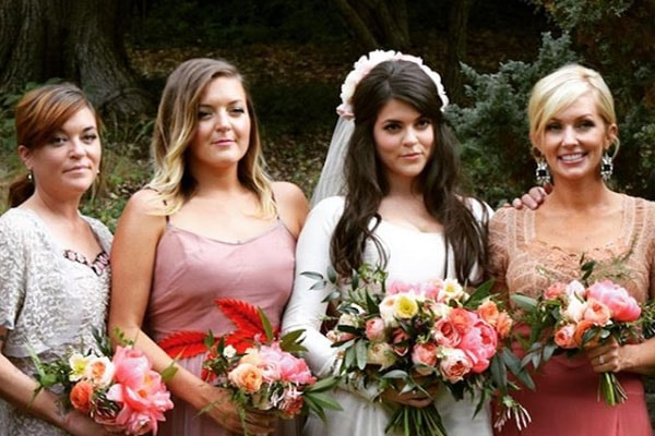 Rodney Crowell's four daughters