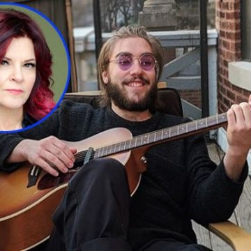 Meet Jakob William Leventhal – Photos Of Rosanne Cash's Son With Husband John Leventhal