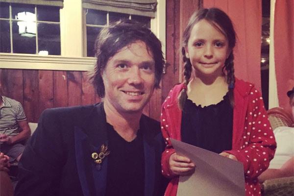 Rufus Wainwright's daughter Viva Katherine Wainwright Cohen