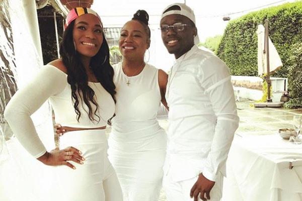 50 Cent's ex-girlfriend