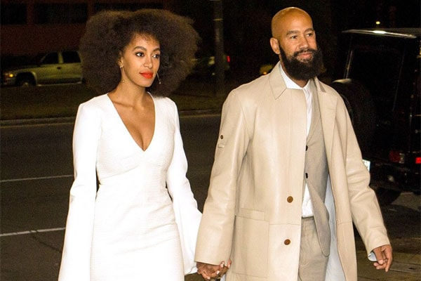Solange Knowles' husband, Alan Ferguson