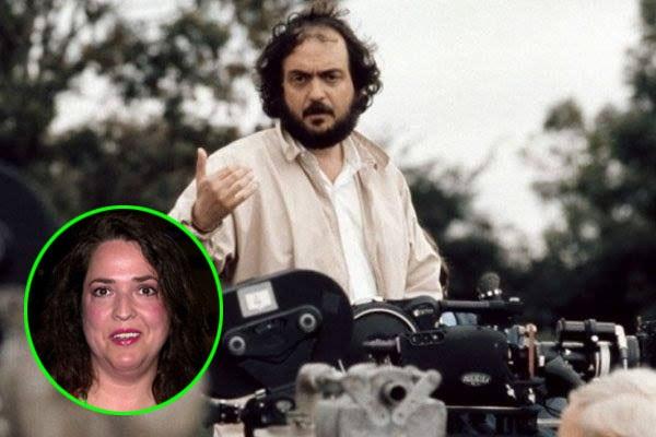 Stanley Kubrick's daughter Anya Kubrick