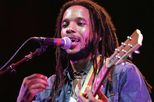 Bob Marley's son, Stephen Marley