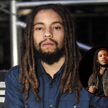 Meet Jo Mersa Marley – Photos Of Stephen Marley's Son and Bob Marley's Grandson