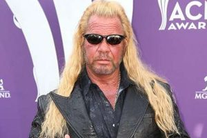 The bounty hunter, Duane Chapman