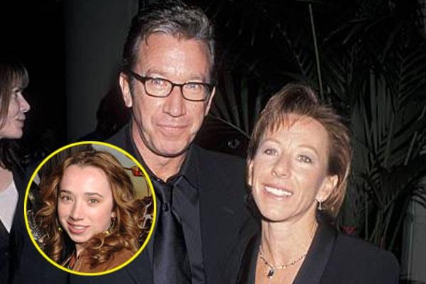 Katherine Allen, Tim Allen's daughter