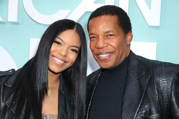 Tony Cornelius and his daughter Christina Marie Cornelius