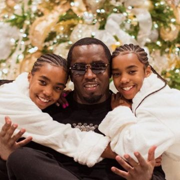 Meet Jessie James Combs and D'Lila Star Combs – Photos Of P. Diddy aka Sean Comb's Daughters With Baby Mama Kim Porter