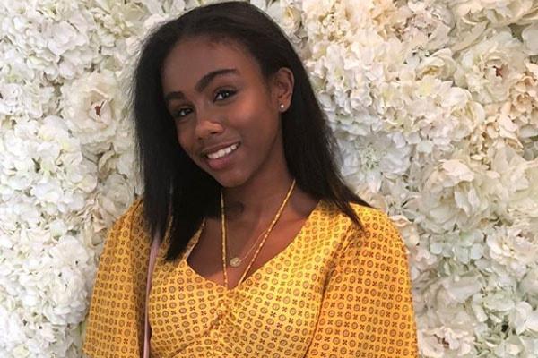 Chris Rock's daughter Zahra Savannah Rock