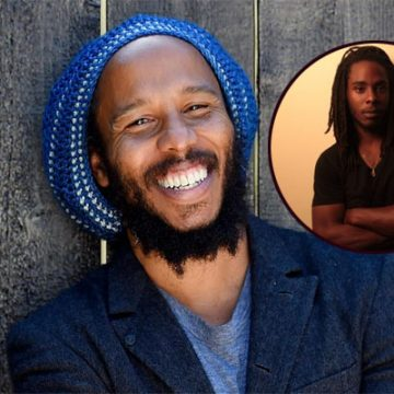 Meet Bambaata Marley – Photos Of Ziggy Marley's Son and Bob Marley's Grandson