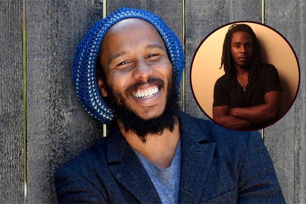 Ziggy Marley's son, Bambaata Marley