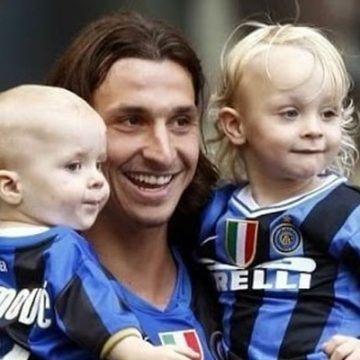 Meet Maximilian Ibrahimović and Vincent Ibrahimović – Photos Of Zlatan Ibrahimović's Sons With Partner Helena Seger