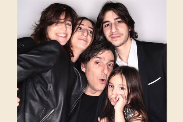 Alice Attal's family members