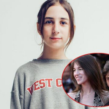 Meet Alice Attal – Photos Of Charlotte Gainsbourg's Daughter With Husband Yvan Attal