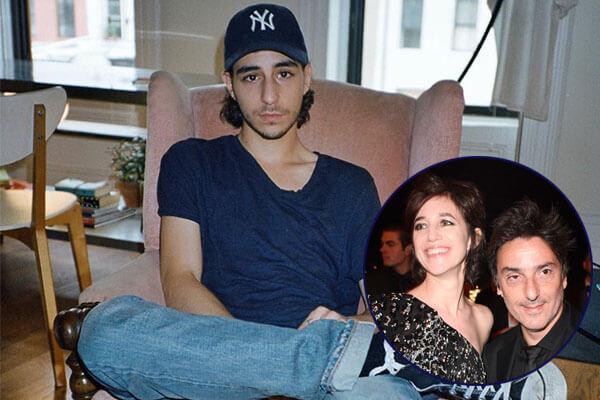 Ben Attal, Charlotte Gainsbourg's son