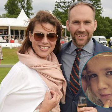 Meet Clemency Florence Rose Heron – Photos Of Kate Silverton's Daughter With Husband Mike Heron