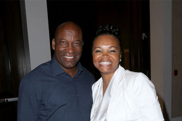 Hadar Busia-Singleton's parents John Singleton and Akosua Busia