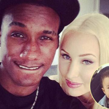 Meet Zade Ryker Lee – Photos Of Hopsin's Son With Ex-Girlfriend Alyce Madden