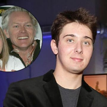 Meet Julian Murray Stern – Photos Of Lisa Kudrow's Son With Husband Michel Stern