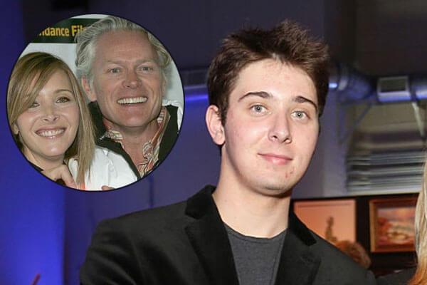 Lisa Kudrow's son Julian Murray Stern