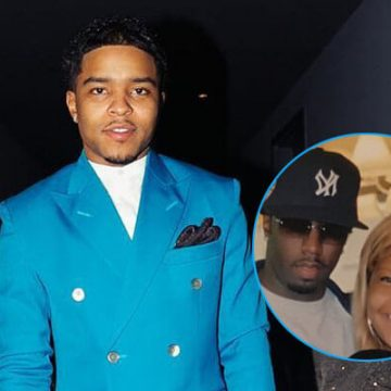 Meet Justin Dior Combs – Photos Of P. Diddy's Son With Baby Mama Misa Hylton Brim