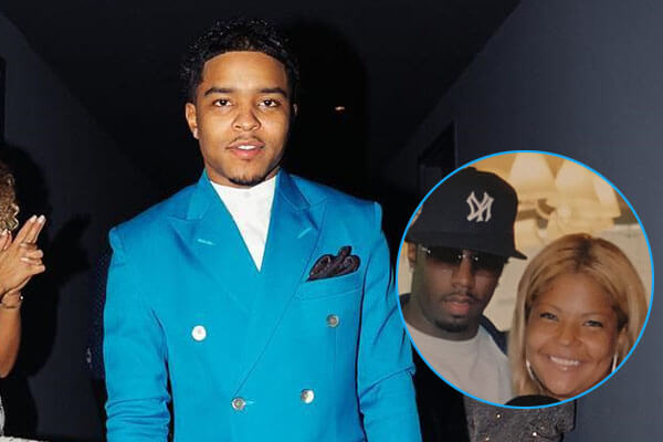 Justin Dior Combs' parents